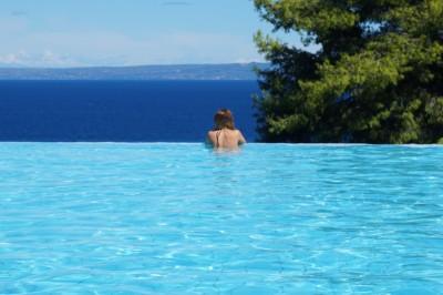Infinity Pool - Greece, Alia Palace